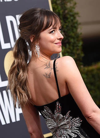 dakota johnson afp