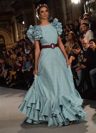 Vestidos de flamenca modernos