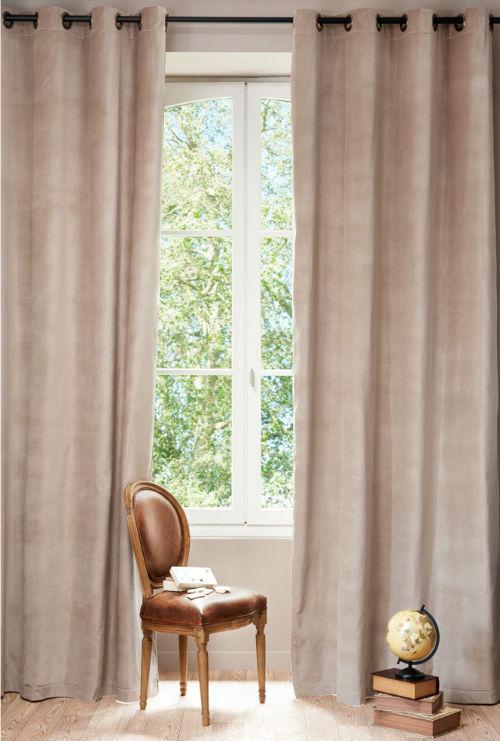 Rebajas en cortinas y decoración