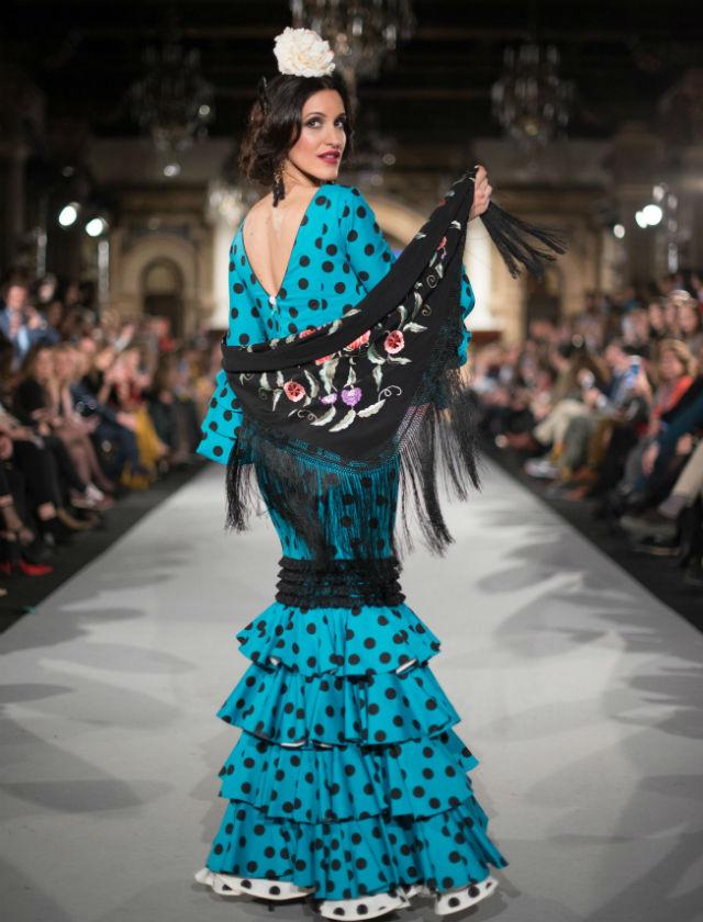 Fabiola 1987 en We Love Flamenco 2018. Foto: Aníbal González