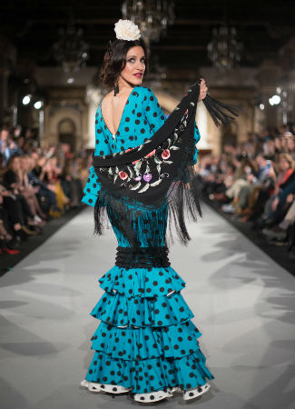62d729883 Estas son las tendencias de moda flamenca 2018 - Bulevar Sur