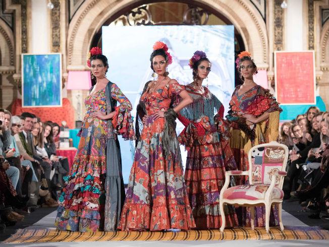 61aae8c1e Consejos para diferenciar el estilo de la flamenca de feria de la ...