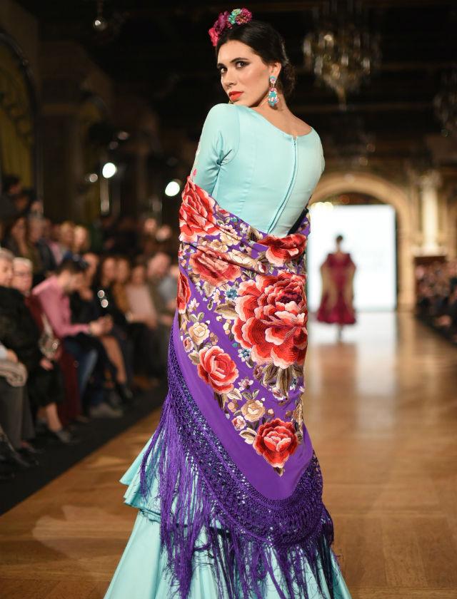Desfile de Foronda en We Love Flamenco 2018. Foto: Aníbal González