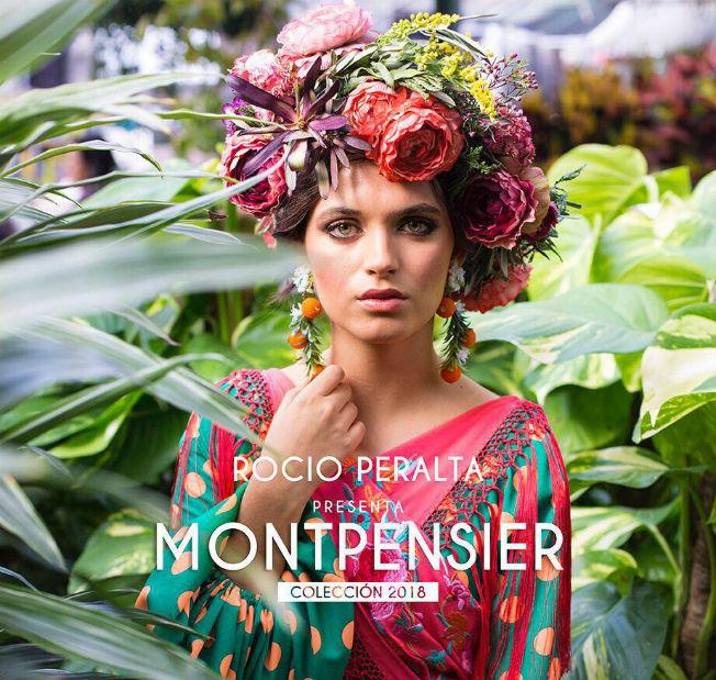Rocío Peralta, moda flamenca 2018
