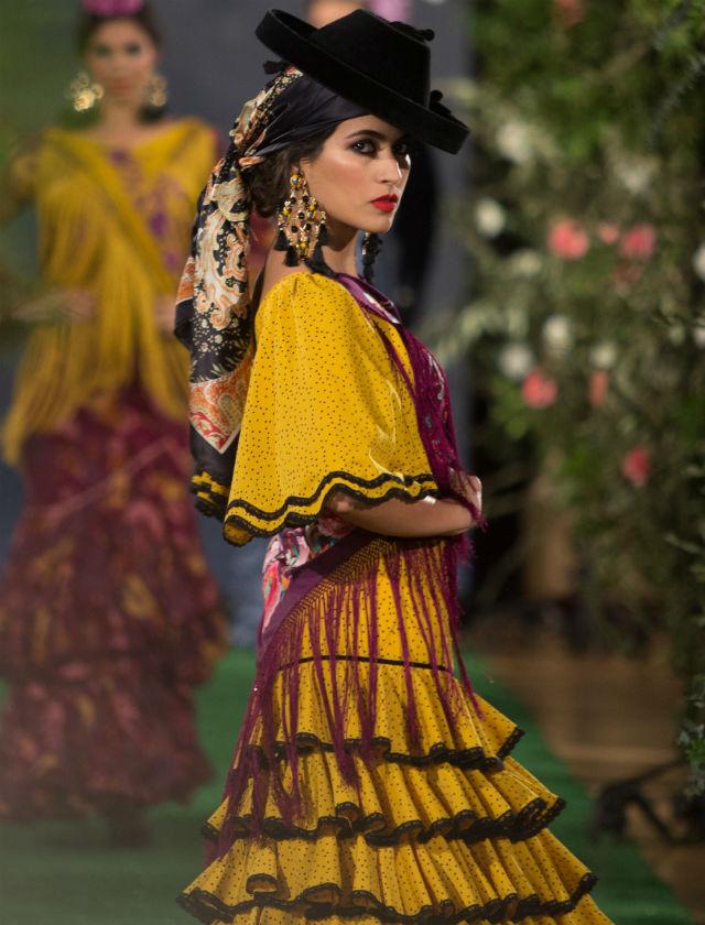 We Love Flamenco 2018  Rocío Peralta viaja con sus trajes de ... c14923f9c64