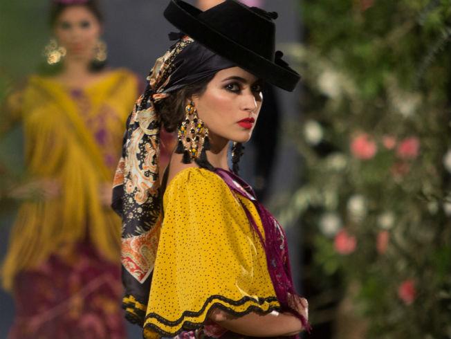 Rocío Peralta en We Love Flamenco 2018