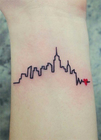 tatuajes líneas de vida