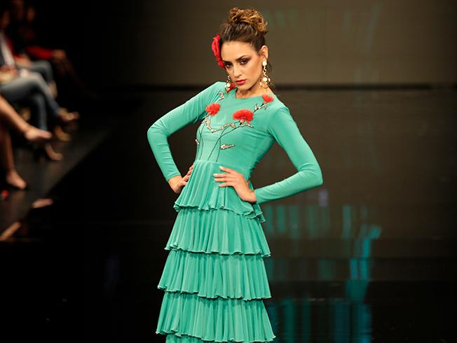 SIMOF 2018: tendencias de peinado para flamencas