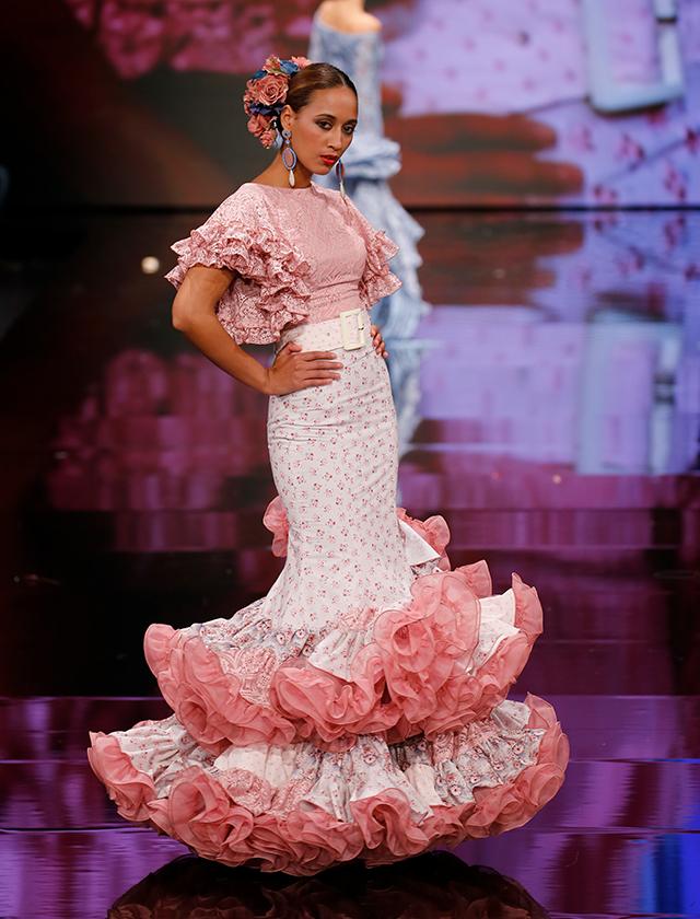 Simof 2018: el desfile de Carmen Vega, en fotos | Chema Soler