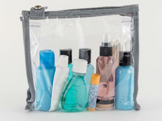 Kit de belleza y limpieza para viajar