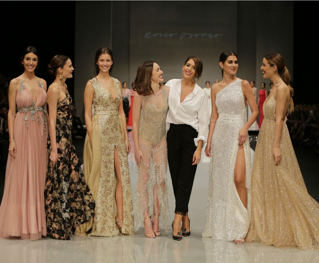Desfile de Rocío Osorno en Code 41 junto a influencers y modelos profesionales. Foto: Santi Molina
