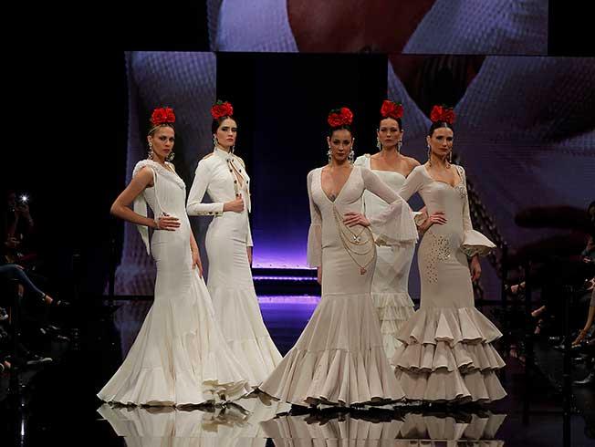 SIMOF 2018: el desfile de Pilar Rubio, en fotos