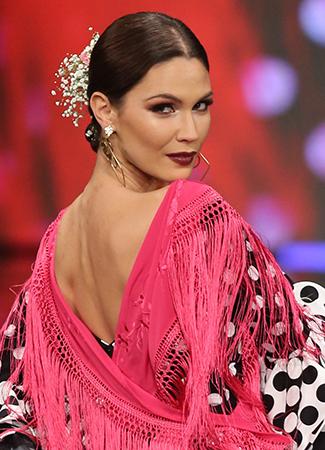 Simof 2018 tendencias maquillaje flamenca labios oscuros