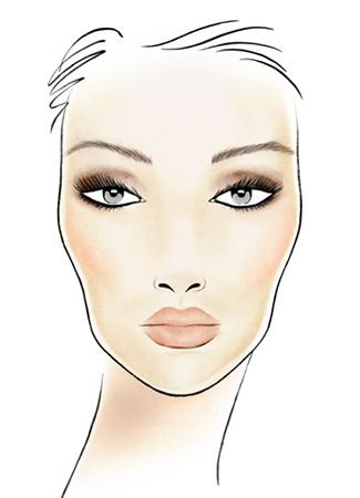 Simof 2018 tendencias maquillaje flamenca sombras nude