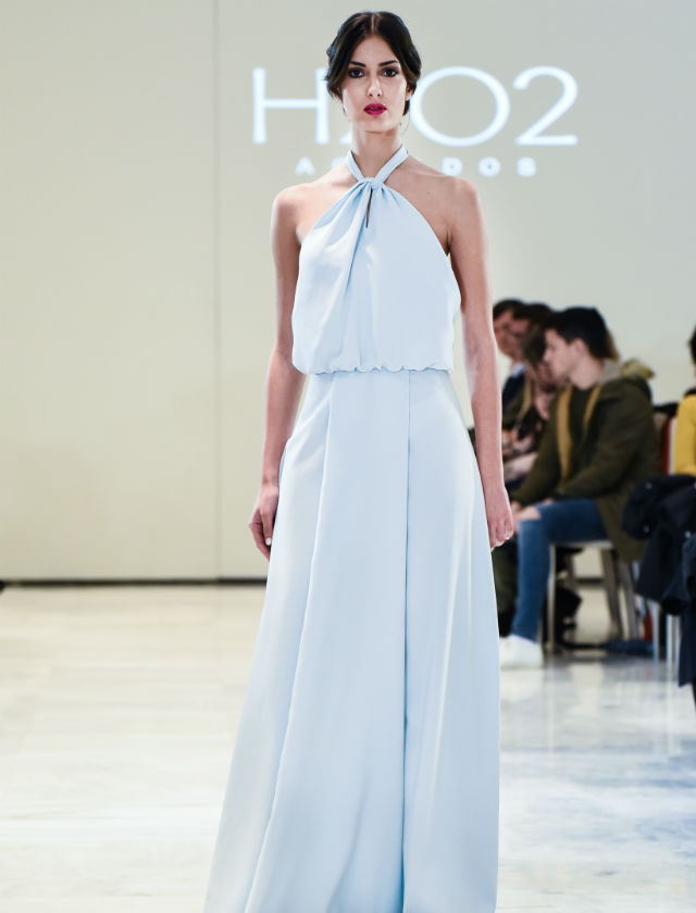 Desfile de H202 Aguados en la X Pasarela New Models. Foto: Nacho Álvarez