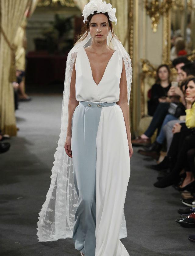 Vestido de novia de Laura Lomas en Atelier Couture 2018
