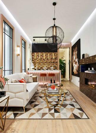 Casa decor 2018 10 ideas de decoraci n para renovar tu for Decoracion hogar 2018