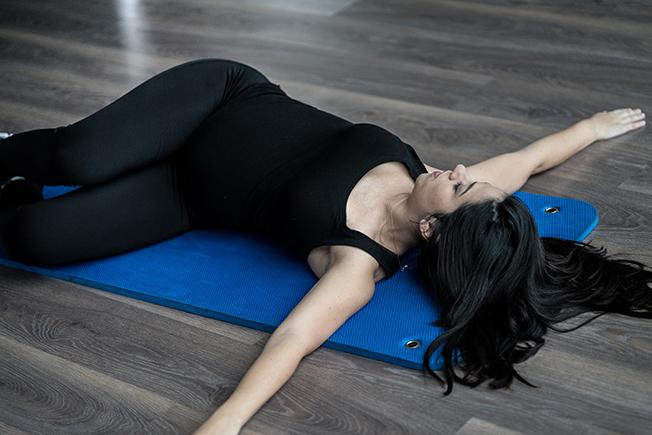 Cómo fortalecer la espalda durante el embarazo