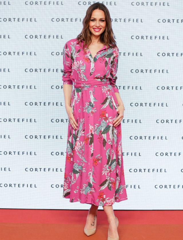 928bf0ad4 Un nuevo vestido de Eva González que ya quieres tener en tu armario ...