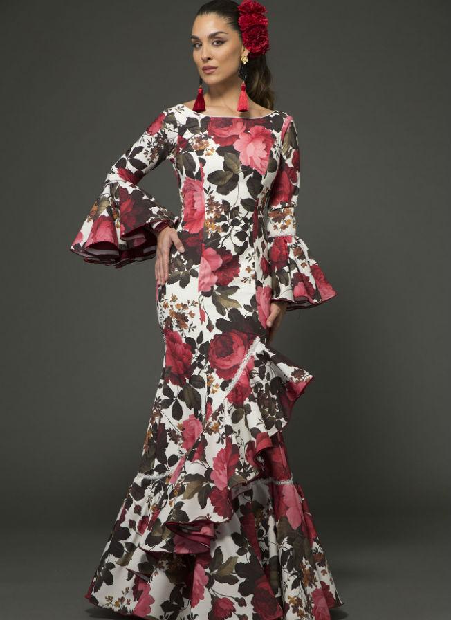 Dónde encontrar trajes de flamenca baratos  - Bulevar Sur 95fb7df77da