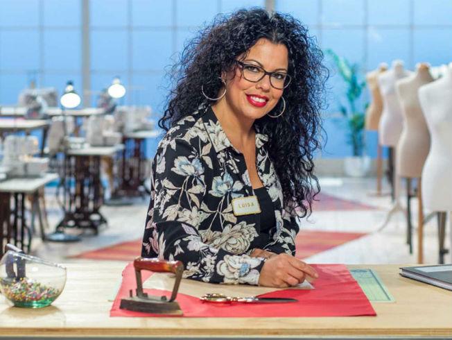 Luisa, aprendiz de Maestros de la Costura