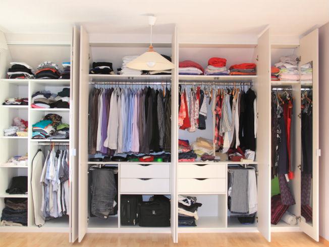 Como ordenar un closet de ropa dandk organizer - Como organizar armarios ...