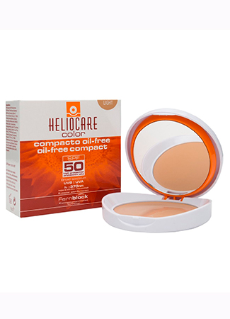 HELIOCARE Color Compacto Oil-free