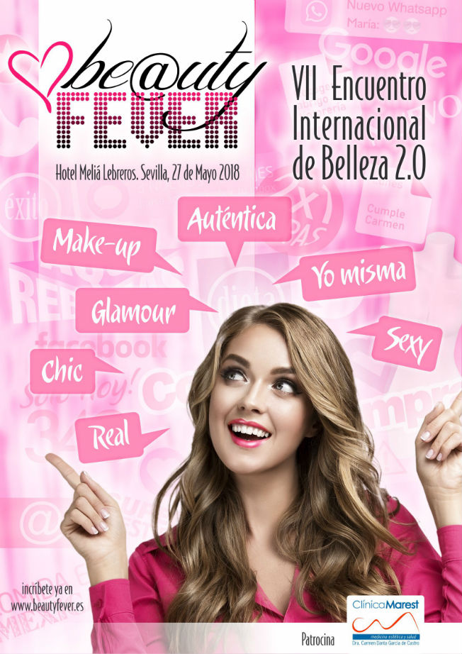 Cartel de BeautyFever 2018