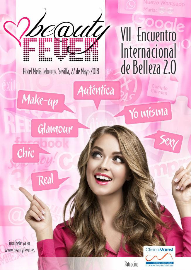 Cartel de BeautyFever 2018