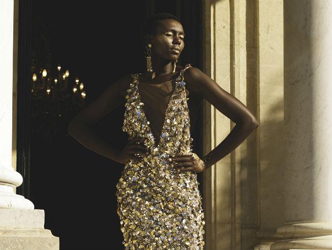 Producción de moda para el cartel de SUR Fashion Experience 2018. Foto: Fer Iglesias