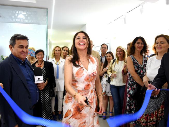 La clínica dermatológica Dr. Gabriel Serrano (Av. República Argentina, 50) ofrece los tratamientos estéticos faciales y corporales más exclusivos de Sesderma