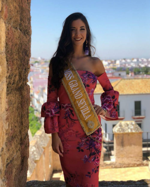 Miss Grand Sevilla 2018