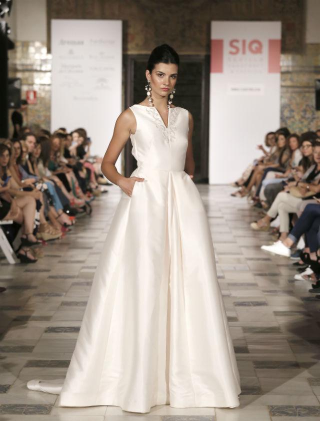 guía de diseñadores de trajes de novia en sevilla - bulevar sur