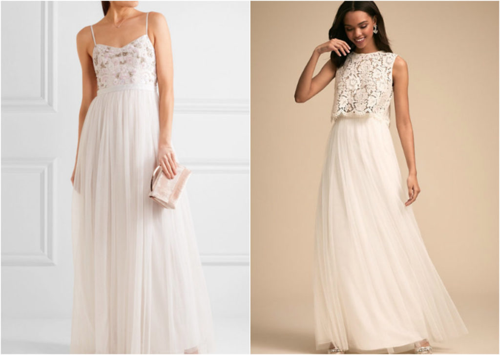 diseño atemporal 5b1d5 ffc4d Se puede vestir de novia (y muy bien) por menos de 500 euros ...