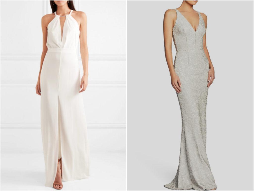 Vestidos de novia y de fiesta baratos