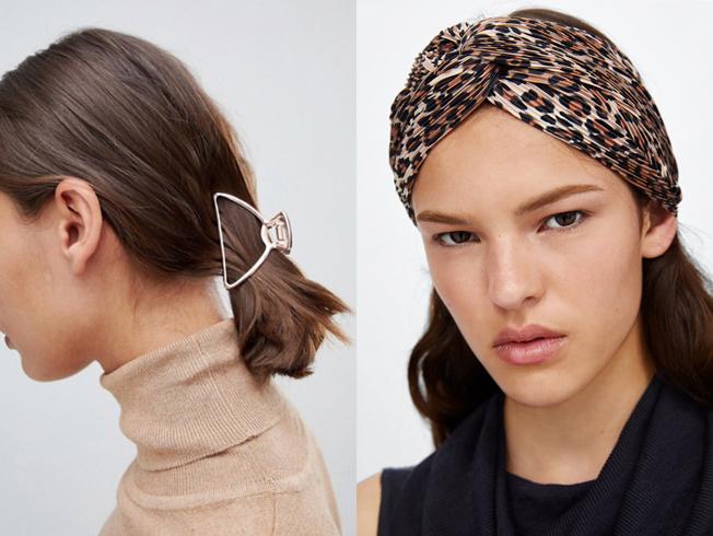 Accesorios para el cabello ideales para el otoño