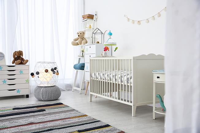 Decoración habitación de bebé