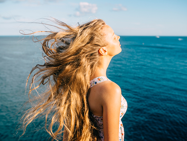 Cómo recuperar el cabello tras el verano