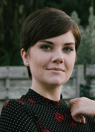 Cortes de pelo para cara redonda: corte pixie asimétrico