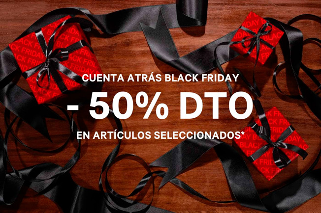 black friday 2018 H&M