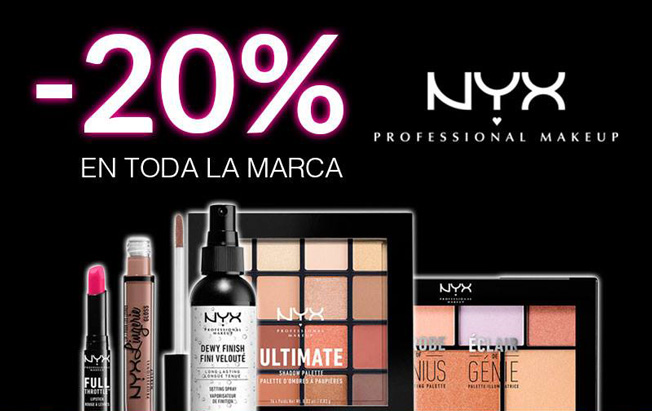black friday 2018 nyx