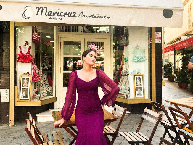 Maricruz & Montecarlo, moda flamenca 2019