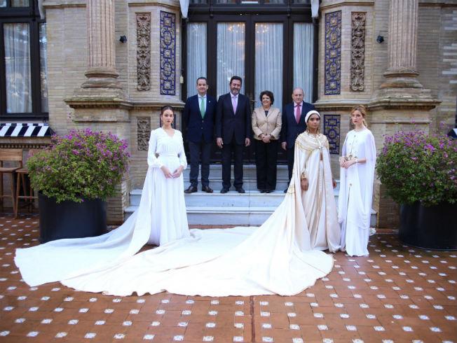sevilla de boda celebra su xxii edición sumándose a las últimas