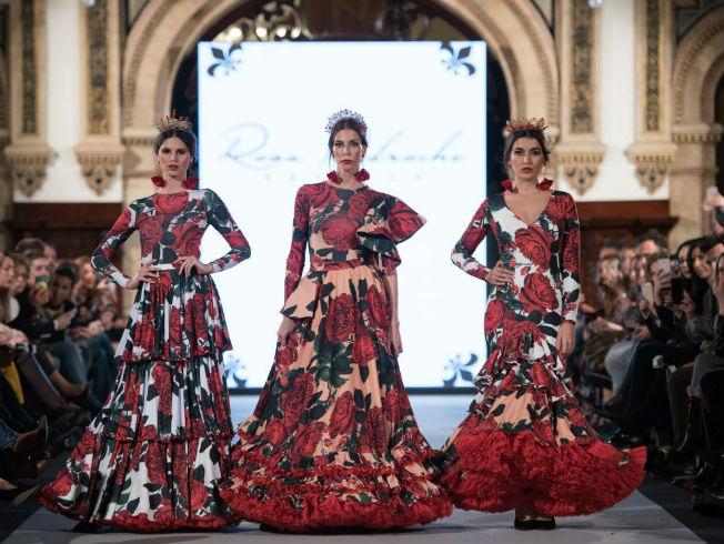 Desfiles de We Love Flamenco 2019