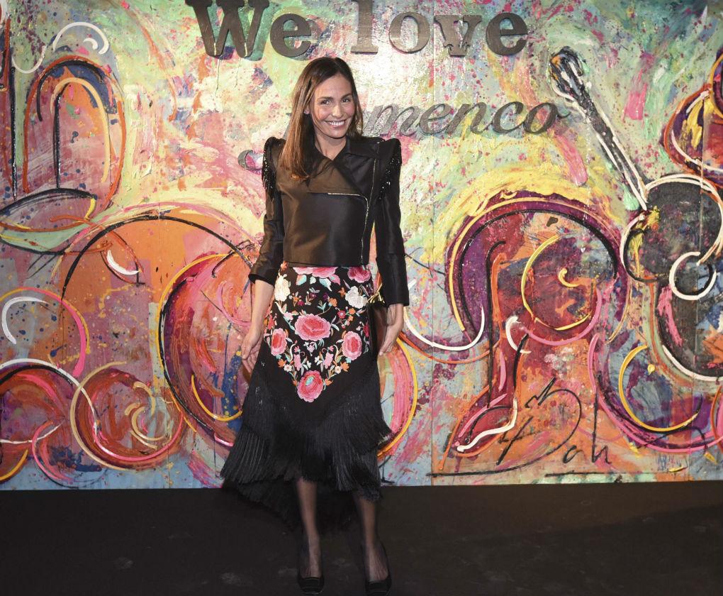 Inés Sastre en We Love Flamenco 2019. Foto: Aníbal González