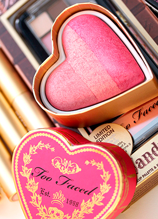 marcas de maquillaje favoritas de las influencer: Too Faced