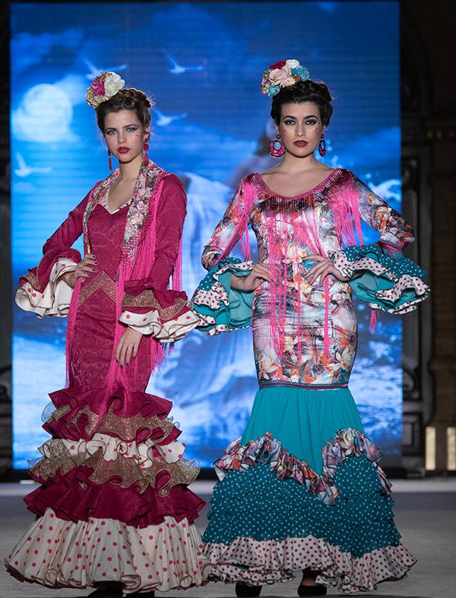 Super dulce peinados de flamenca 2021 Imagen De Consejos De Color De Pelo - We Love Flamenco 2019: ideas para el peinado y las flores ...