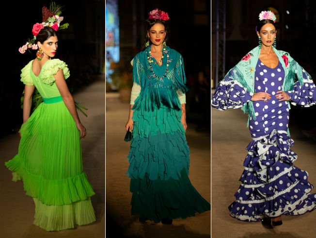 Tendencias de moda flamenca 2019