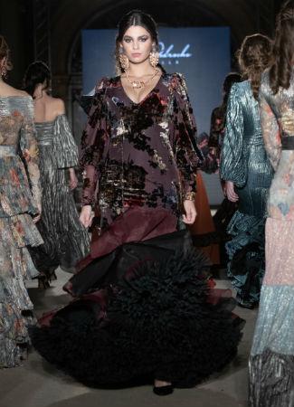 da84f08e6 Tendencias de moda flamenca 2019 - Bulevar Sur