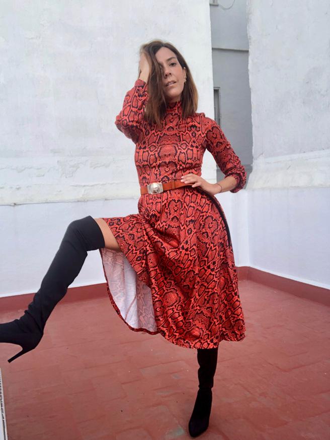 5-vestido-serpiente-rojo